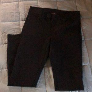 Eddie Bauer Black Skinny Travex Pants